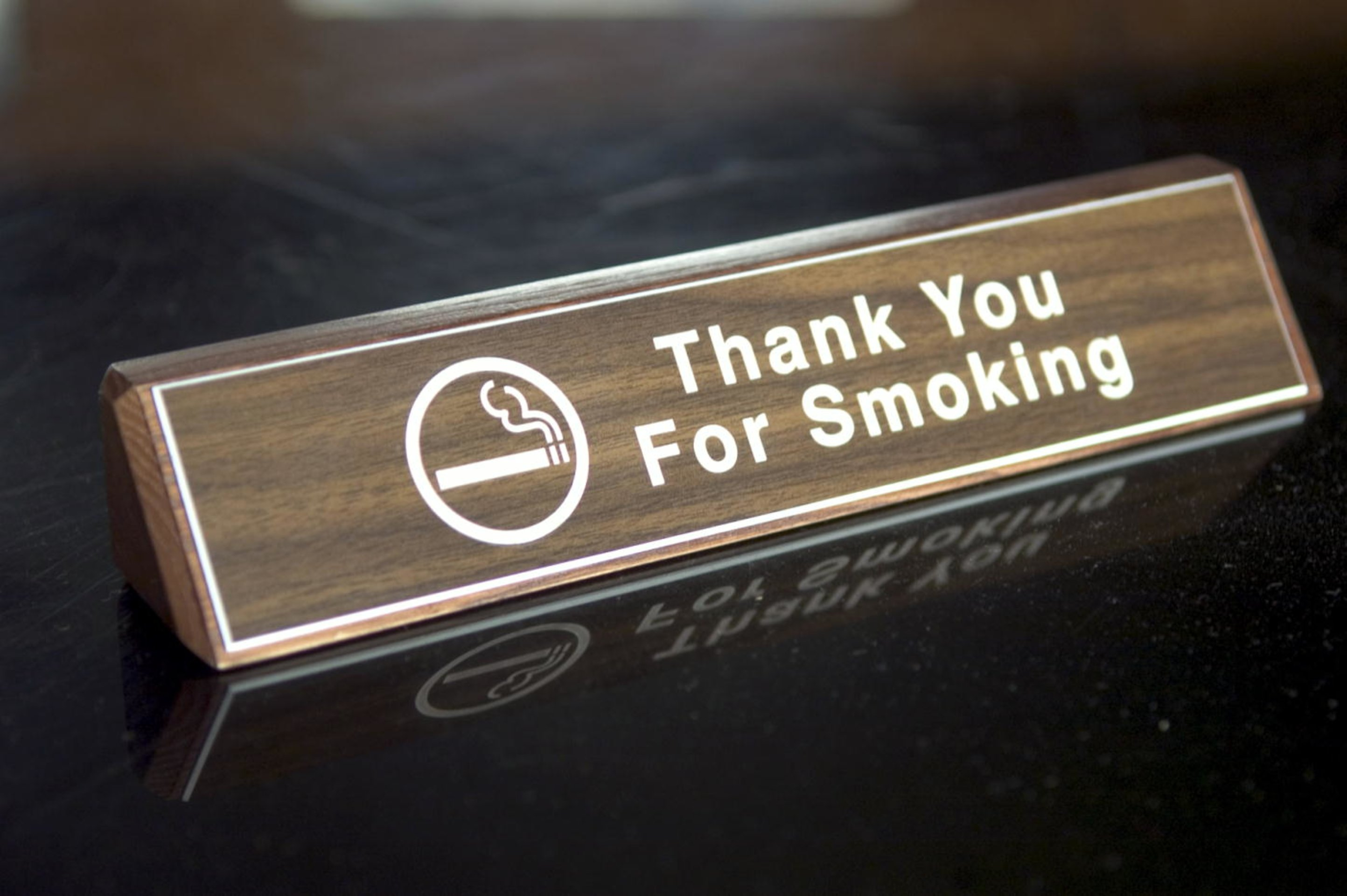 thank you for smoking Essays - largest database of quality sample essays and research papers on thank you for smoking.