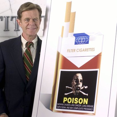 Thank You for Smoking / William H. Macy Poster