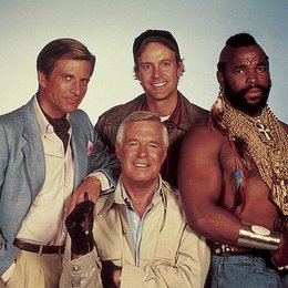 A-Team - The Ultimate A-Team, Das Poster