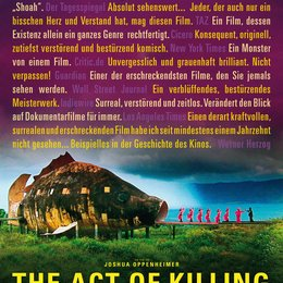Act of Killing, The Poster