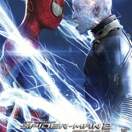 Amazing Spider-Man 2: Rise of Electro, The Poster