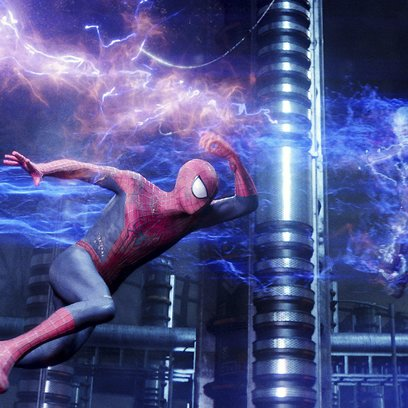 Amazing Spider-Man 2: Rise of Electro, The / Andrew Garfield Poster