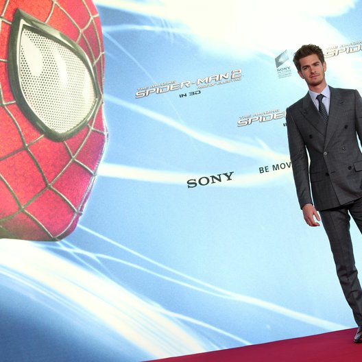 Filmpremiere / Amazing Spider-Man 2: Rise of Electro, The / Andrew Garfield Poster