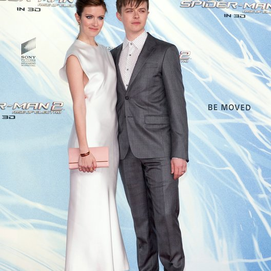 Filmpremiere / Amazing Spider-Man 2: Rise of Electro, The / Anna Wood / Dane DeHaan Poster