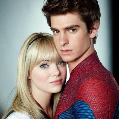 Amazing Spider-Man, The / Emma Stone / Andrew Garfield Poster