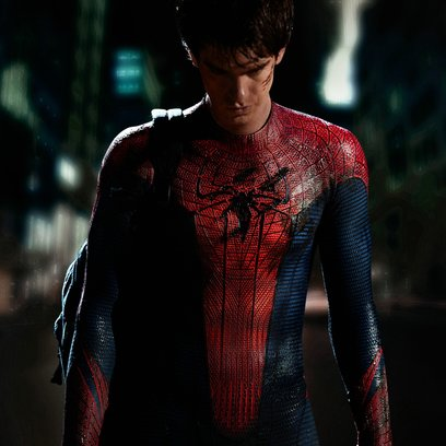 Amazing Spider-Man, The / Spider-Man 3D / Andrew Garfield Poster