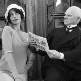Artist, The / Bérénice Bejo / Malcolm McDowell Poster