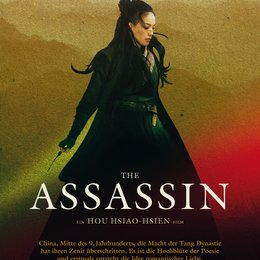 Assassin, The Poster