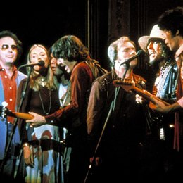 Band - The Last Waltz, The Poster