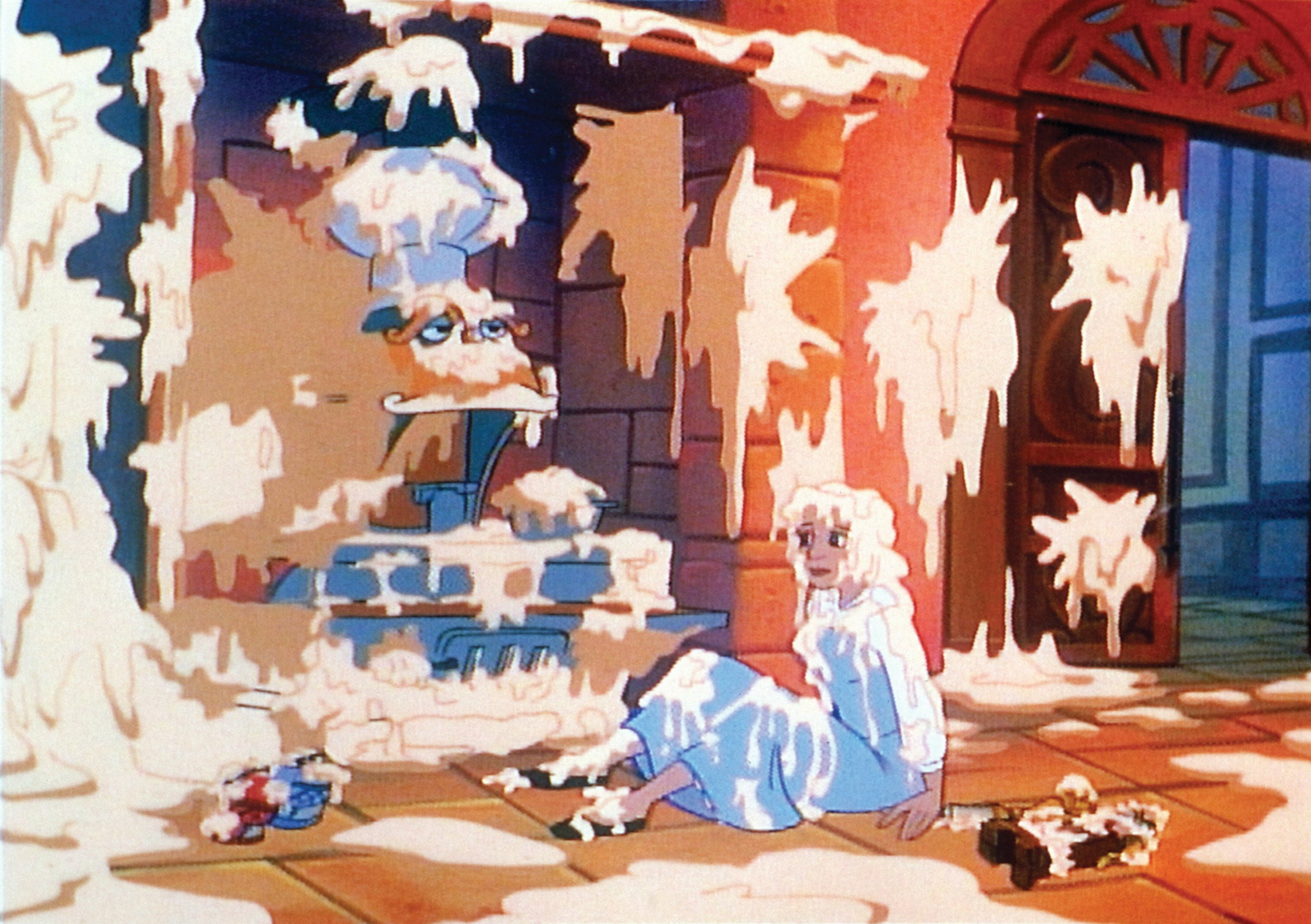 the beauty and the beast belles magical world film 1998