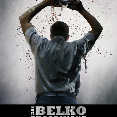 Belko Experiment, The Poster