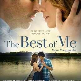 Best of Me - Mein Weg zu dir, The Poster