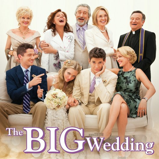 Big Wedding Poster