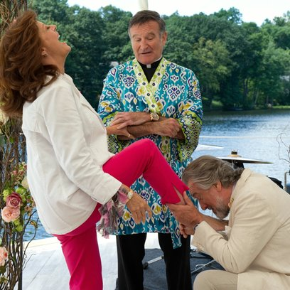 Big Wedding / Susan Sarandon / Robin Williams Poster