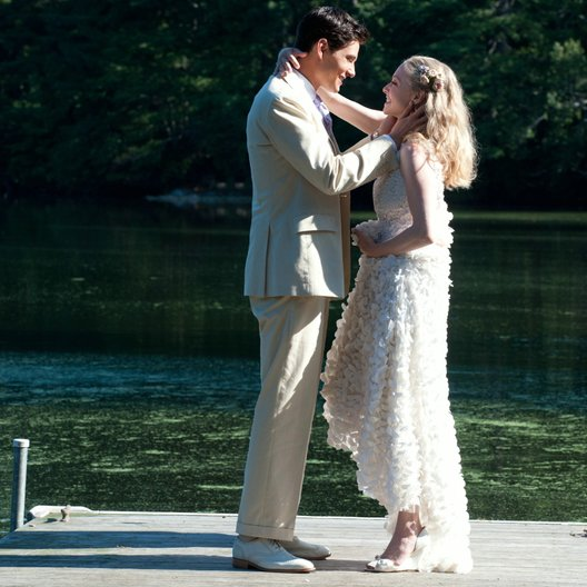 Big Wedding, The / Ben Barnes / Amanda Seyfried Poster