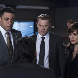 Blacklist, The / Diego Klattenhoff / Megan Boone / Harry Lennix Poster