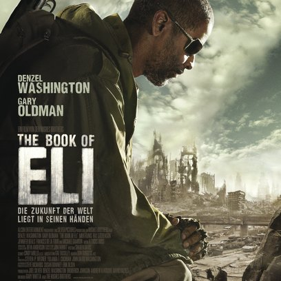 Book of Eli, The Poster