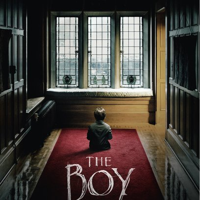 Boy, The Poster