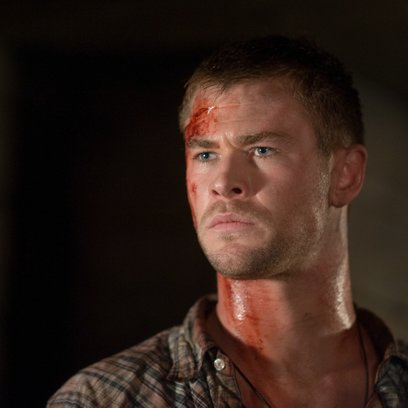 Cabin in the Woods, The / Chris Hemsworth Poster