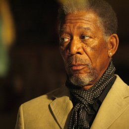 Code - Vertraue keinem Dieb, The / Morgan Freeman Poster