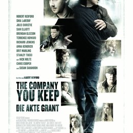 Company You Keep - Die Akte Grant, The / Company You Keep, The Poster