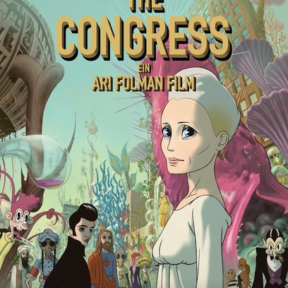 Congress, The / Kongress, Der Poster