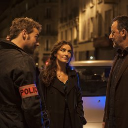 Cop - Crime Scene Paris, The / The Cop - Crime Scene Paris (1. Staffel, 8 Folgen) / Jean Reno / Tom Austen / Orla Brady Poster