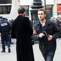 Cop - Crime Scene Paris, The / The Cop - Crime Scene Paris (1. Staffel, 8 Folgen) / Tom Austen Poster