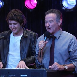 Crazy Ones, The / Robin Williams / Josh Groban Poster