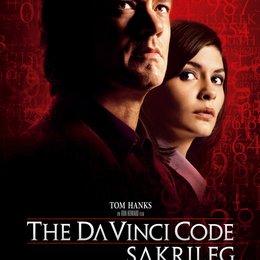 Da Vinci Code - Sakrileg, The / Da Vinci Code, The Poster