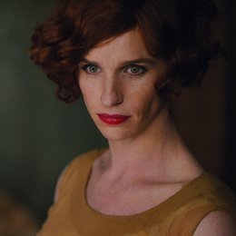 Danish Girl, The Poster