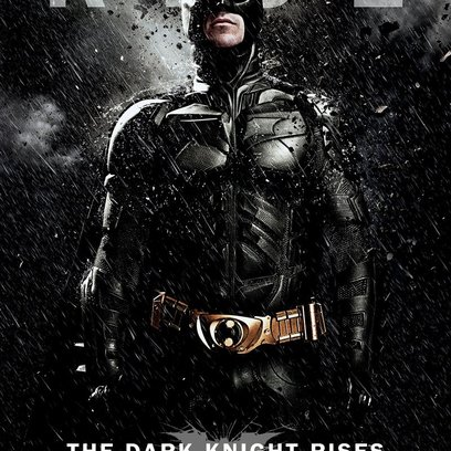 Dark Knight, The Poster