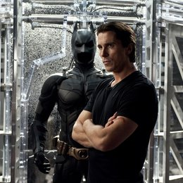Dark Knight Rises, The / Christian Bale Poster