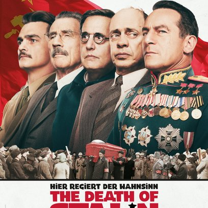 Death of Stalin, The Poster
