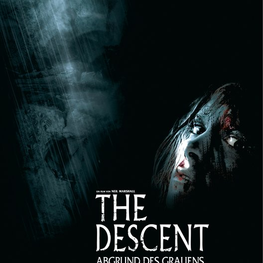Descent - Abgrund des Grauens, The Poster