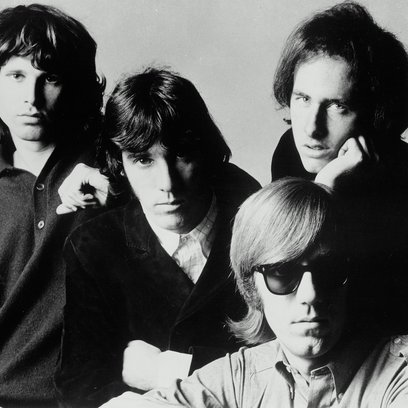 The Doors: When You're Strange Poster