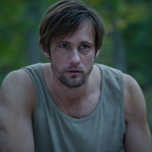 East, The / Alexander Skarsgård Poster