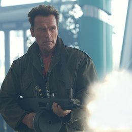 Expendables 2, The / Arnold Schwarzenegger Poster