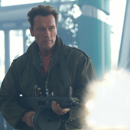 Expendables 2, The / Arnold Schwarzenegger