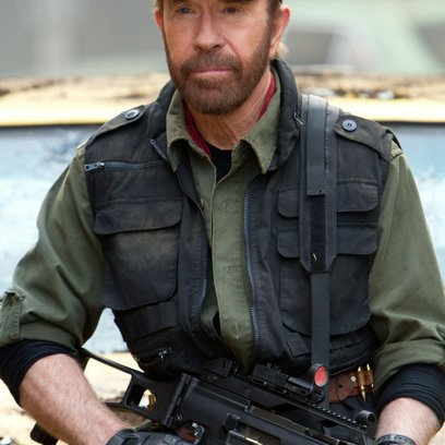 Expendables 2, The / Chuck Norris Poster