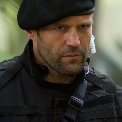 Expendables 2, The / Jason Statham Poster