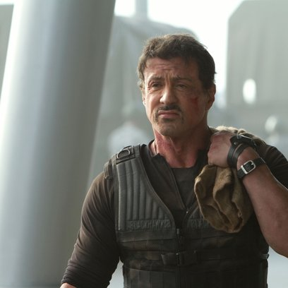 Expendables 2, The / Sylvester Stallone Poster