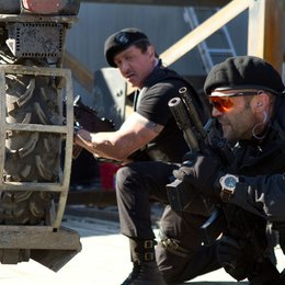 Expendables 2, The / Sylvester Stallone / Jason Statham