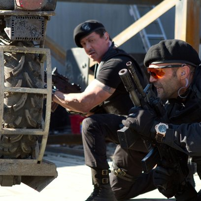 Expendables 2, The / Sylvester Stallone / Jason Statham Poster
