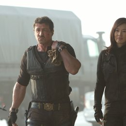 Expendables 2, The / Sylvester Stallone / Yu Nan