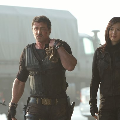 Expendables 2, The / Sylvester Stallone / Yu Nan Poster