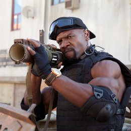 Expendables 2, The / Terry Crews Poster