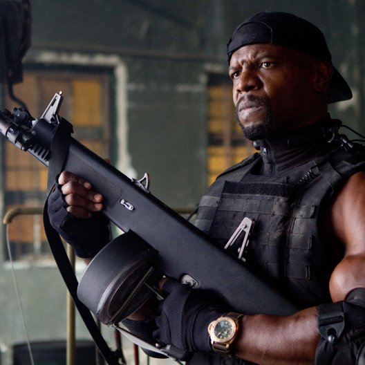 Expendables 2, The / Terry Crews