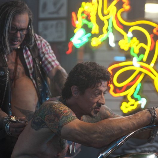 Expendables, The / Mickey Rourke / Sylvester Stallone