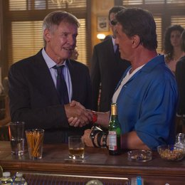 Expendables 3, The / Harrison Ford / Sylvester Stallone